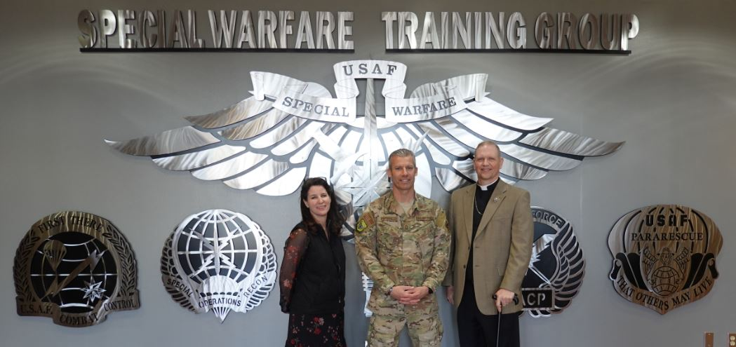 A Visit to the USAF Special Warfare Training Group